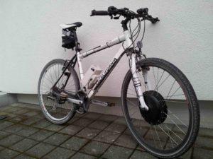 Directdrive Mountainbike 500W