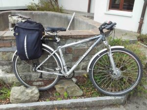 Cool Conversation – yes it's an ebike, even you don't see it !