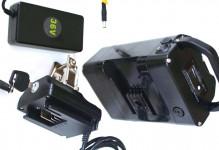 BatterieSet Panasonic 36V/11.6Ah/415Wh